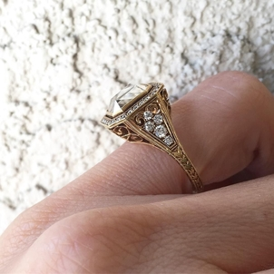 Riamond Ring Details Jewelry