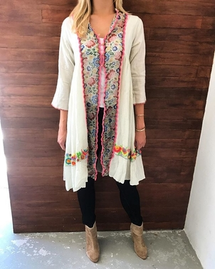 Pero Boho Chic Tops