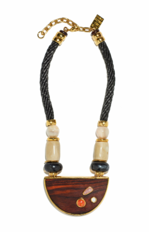 Lizzie Fortunato Noble Surfer II Necklace Jewelry
