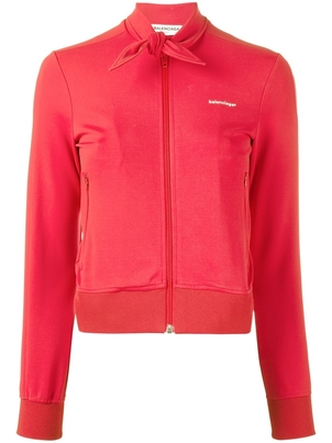 Balenciaga Red Jacket  Outerwear