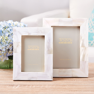 Mother of Pearl Frames Home decor