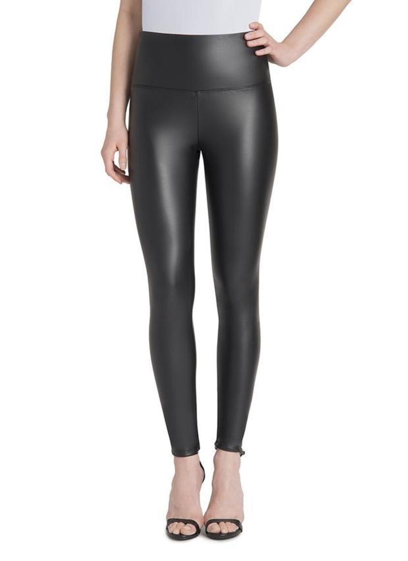 Lyssé Vegan Leather Legging Pants