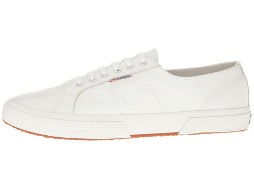 Superga Superga White Leather - 2750 Sneaker Shoes