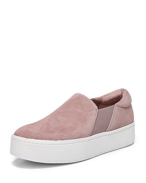 Vince Vince Warren Sneaker - Hydrangea Shoes
