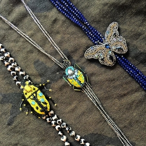 Diane Cotton Diane Cotton Insect Jewelry Jewelry