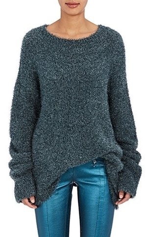 Sies Marjan Sies Marjan Courtney Oversized Sweater $495 Tops