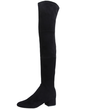Dolce Vita Jorden Tall Suede Boot (Originally $210) Sale Shoes