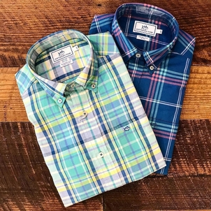 Southern Tide Southern Tide Plaids Tops
