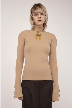 Ellery Ellery Yours Sincerely Sweater Tops
