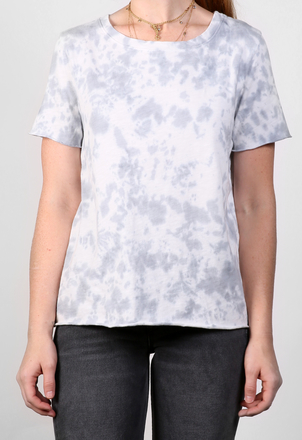the lady  & the sailor Jersey Tee – Tie Dye Tops