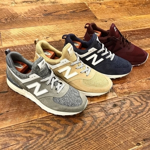 New Balance 574 Collection Sneaker Shoes