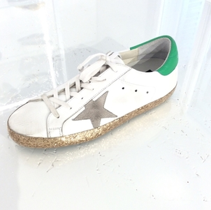 Golden Goose Deluxe Brand Glitter Super Starzz Shoes