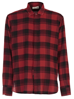 Saint Laurent SAINT LAURENT CHECK Men's