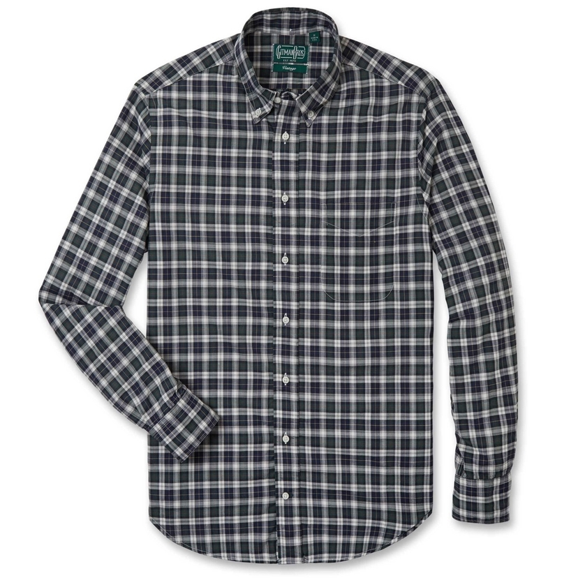 GITMAN NEAT PLAID