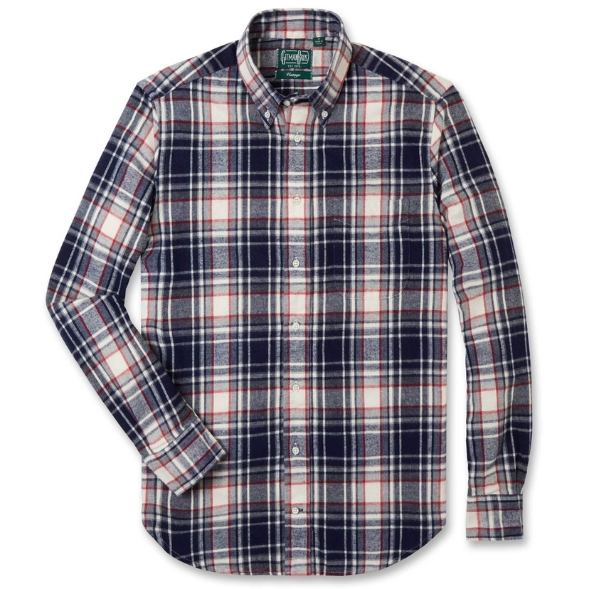 Gitman Plaid Flannel