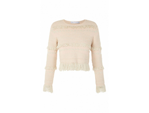 Alice McCall Alice McCall Big Exit Top in Shell Tops