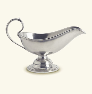 MATCH Pewter Gravy Boat Gifts