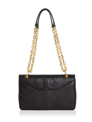 Tory Burch Tory Burch Alexa Shoulder Bag in Black Bags
