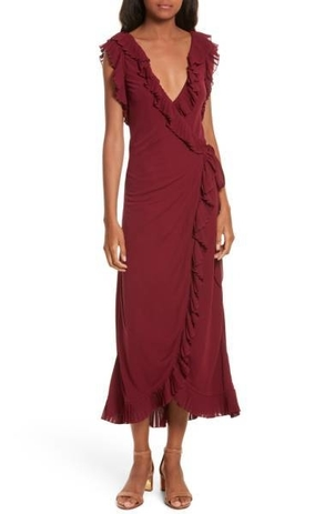 Tory Burch Whitney Wrap Dress Dresses