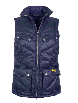 Barbour Portree Quilted Gilet Outerwear