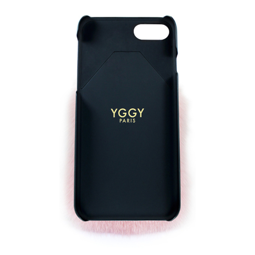 YGGY Light Pink Mink iPhone 7/8 Case Accessories