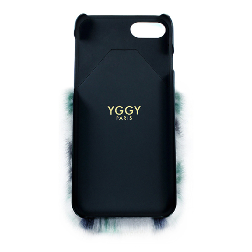 YGGY Limited Edition Green Camo Mink iPhone 7+/8+ Case Accessories