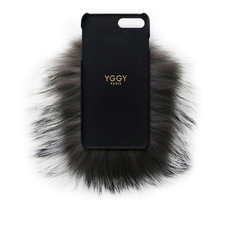 YGGY Silver Fox iPhone 7+/8+ Case Accessories