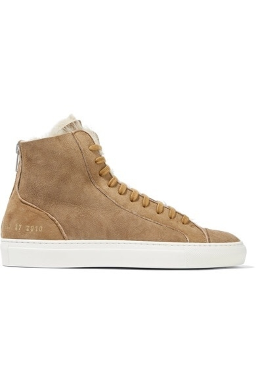 Common Projects COMMON PROJECTS HIGH TAN (ORIGINALLY $418) Men's