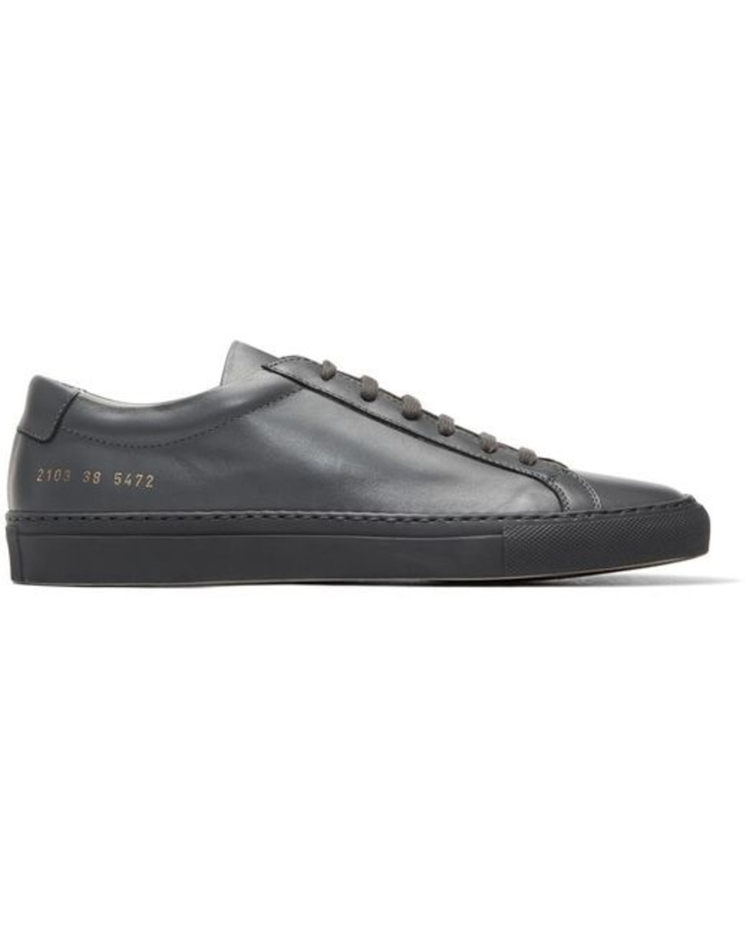 Common Projects COMMON PROJECTS DUO-TONE GREY (ORIGINALLY $527) Men's