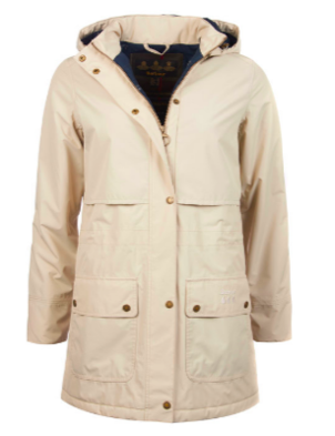 Barbour Stratus Waterproof Mist Jacket