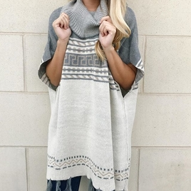 Gentle Fawn Poncho