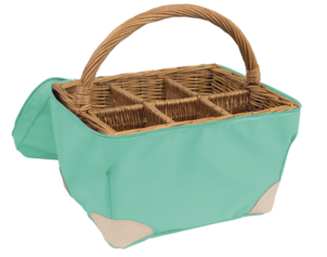 Jon Hart Designs Bottle Basket