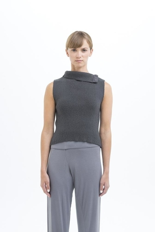 New Form Perspective Chunky Vest Tops