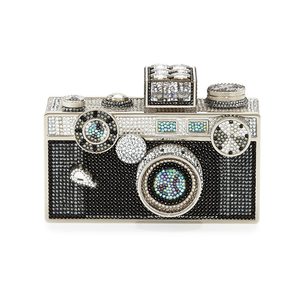 Judith Leiber Flash Camera Clutch Bags