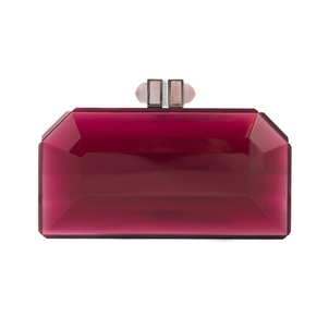 Judith Leiber Speccio Faceted Box Clutch Bags