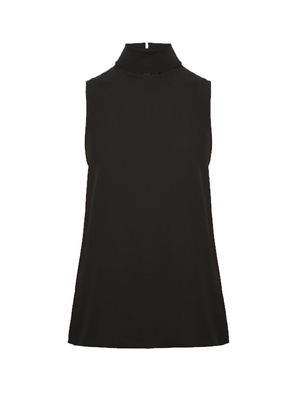 Theory Theory Slit Collar Top Tops