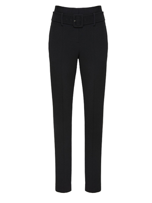 Theory Theory Cigarette Pant in Black Pants