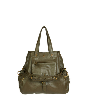 Jerome Dreyfuss Jerome Dreyfuss Billy M Goatskin in Savane Bags