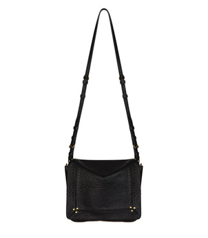 Jerome Dreyfuss Jerome Dreyfuss Igor Bubble Lambskin in Noir Bags