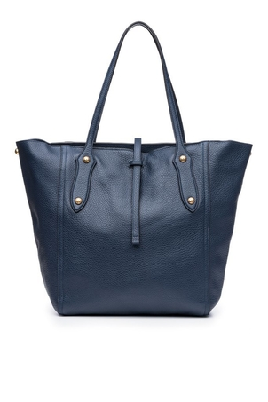 Annabel Ingall Bibi Tote in Navy Bags