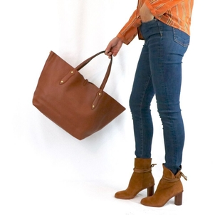 Annabel Ingall Saddle Large Isabelle Tote Bags