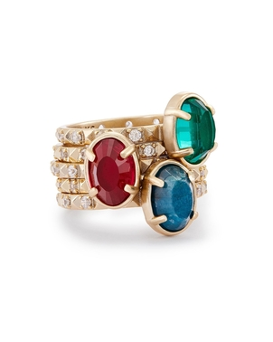 Kendra Scott Darci Stackable Rings Jewerly