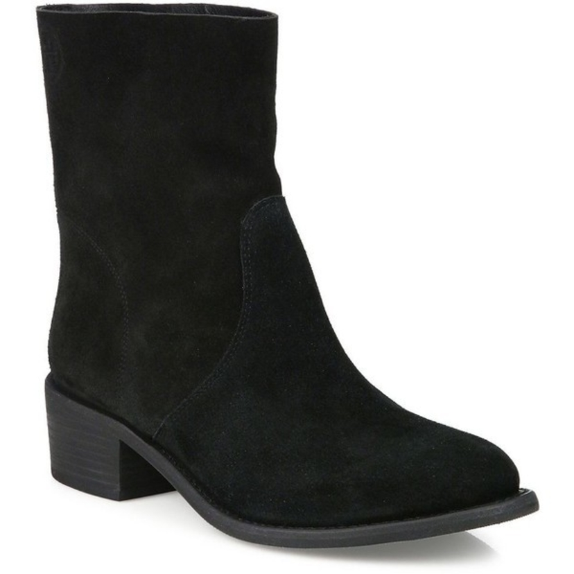 Tory Burch Sienna Bootie - Black Shoes