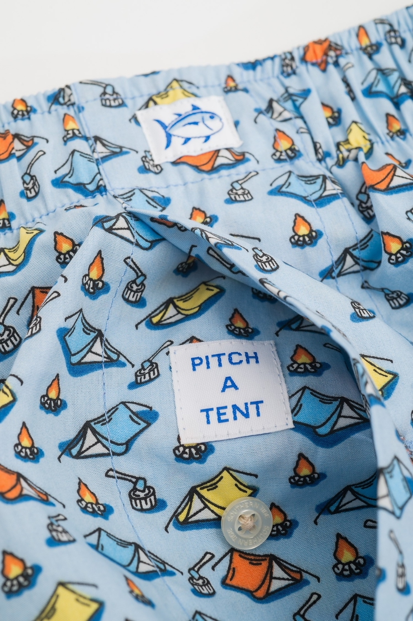 Southern Tide Pitch a Tent Boxer Accessories