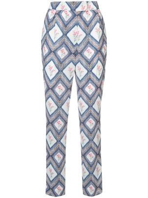 Emilia Wickstead Clive Semi Tailored Pant Pants