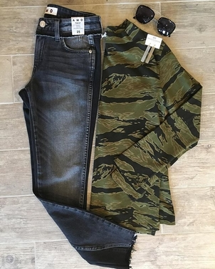 AMO Krewe Kristin Hayes Jewelry M.i.h Jeans Comfy casual Accessories Jewelry Pants Tops