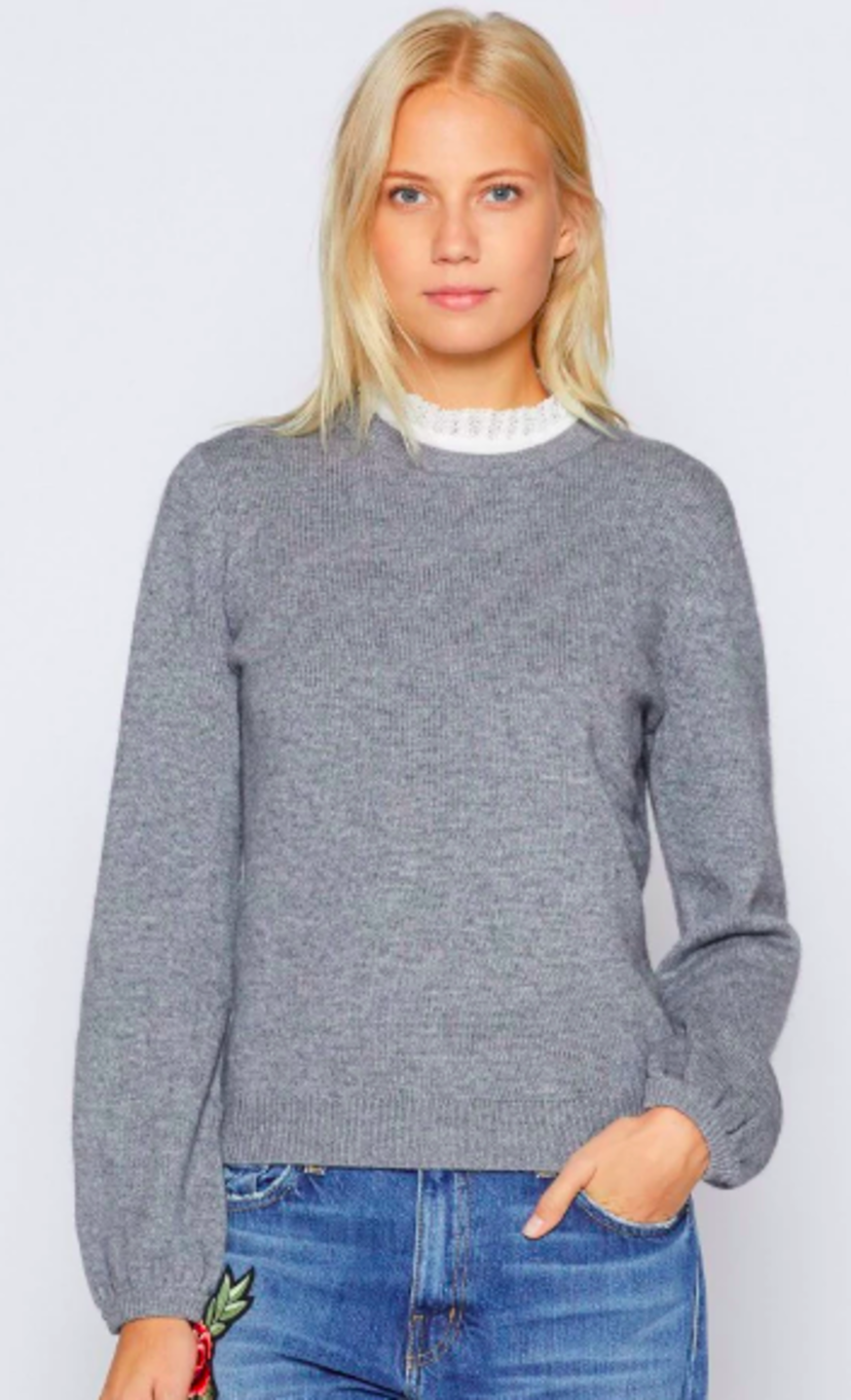Joie Affie Layered Sweater Tops