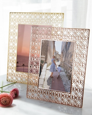 Kendra Scott Filigree Picture Frames Accesories Gifts