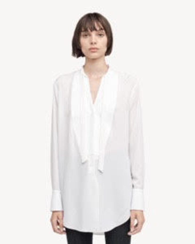rag & bone Frida Tux Blouse Tops