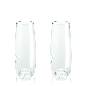 Go Vino Shatterproof Flutes Gifts Home decor